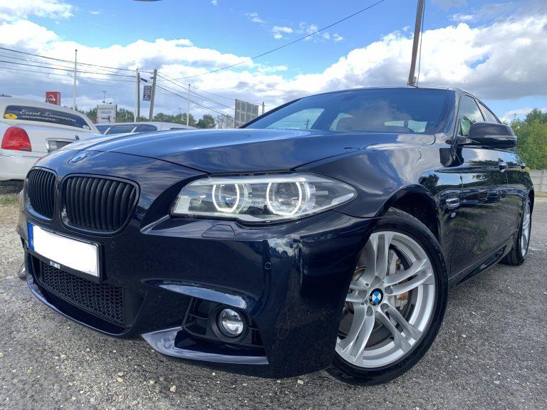BMW 530xd (Automata) M Packet/Magyarországi/Ülésfűtés/Napfénytető/Led fényszóró
